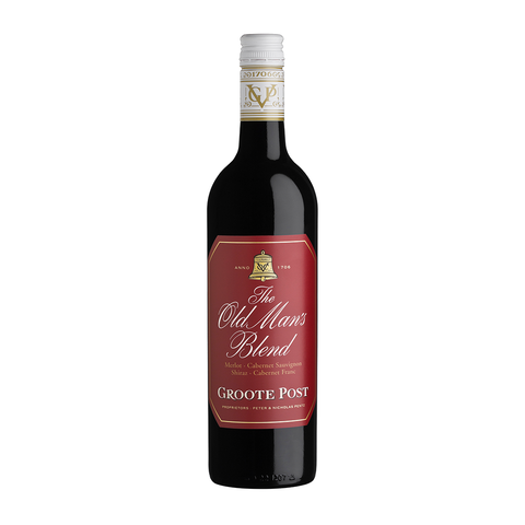 Groote Post Old Man's Red Blend