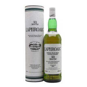Laphroaig Single Malt 10 year