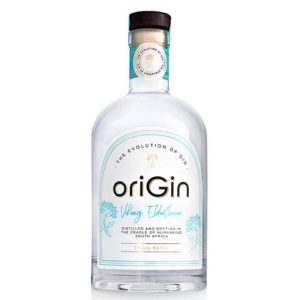 Origin Gin-Viking-Elderflower