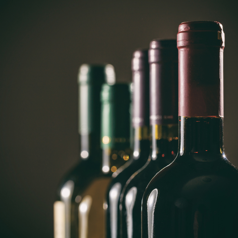curated mixed cases of wine